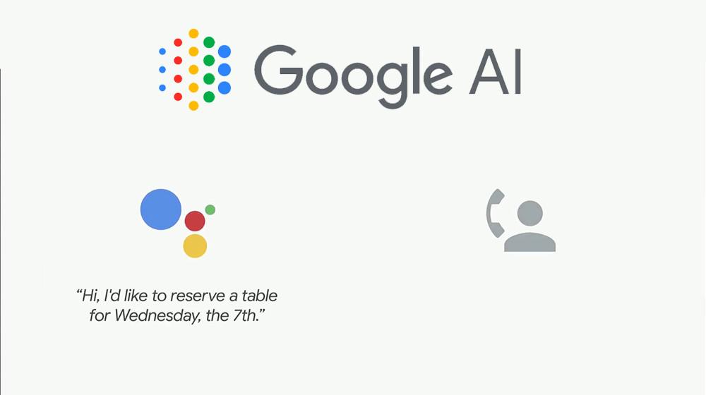 Google presente Duplex, Intelligenza Artificiale