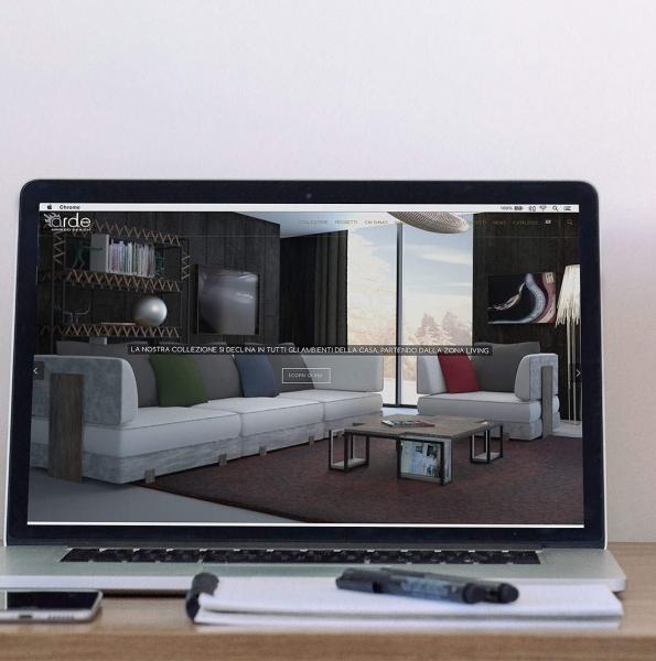 Arredamento, Design: Arde Collection